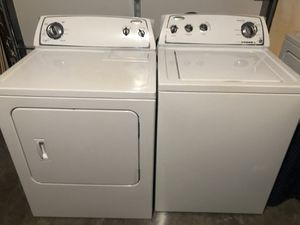 Washer and dryer for Sale in Roswell, GA