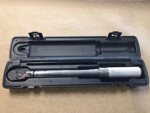"""Snap On 3/8"""" Flex Head Torque Wrench $270 tax Included for Sale in Garland, TX"""