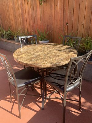 Dining table with chairs for Sale in Hercules, CA