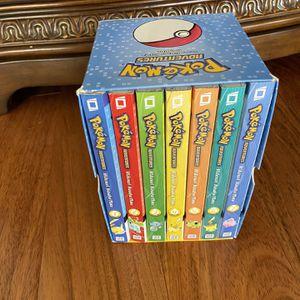 Pokémon Adventures Book Series 1-7 Box Set for Sale in Belmont, CA