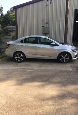 2017 Chevy sonic for Sale in MORGANS POINT, TX