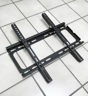 "New in box $12 Tilt 23""-50"" TV Wall Mount Bracket Ultra Slim Design 15degree Down, Max load 100Lbs for Sale in Whittier, CA"