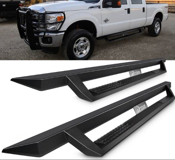 FORD SUPERDUTY SIDE STEP BARS