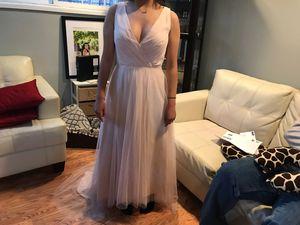 Blush pink elegant dress for Sale in Hayward, CA
