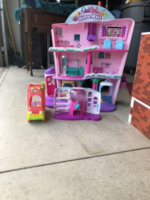 Shopkins play sets for Sale in Oklahoma City, OK