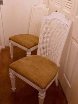 Vintage-Two Chairs For $25 for Sale in West Palm Beach,  FL