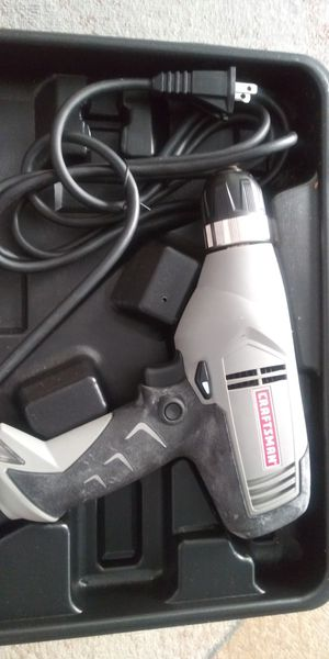 Craftsman 3\8 drill model 315.101070 for Sale in Buchanan, MI