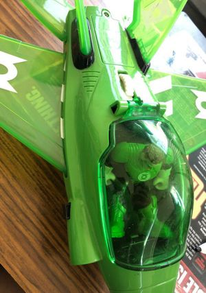 Green Lantern Airplane for Sale in Heyworth, IL