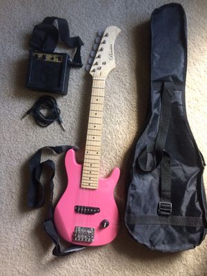 "Barcelona 30"" kids Electric Guitar for Sale in Loxahatchee, FL"
