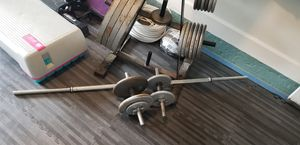 standard weight set for Sale in Portland, OR