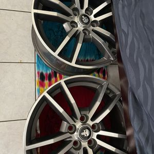 Mustang Wheels 18x8 114.3 (4.5) 40 Offset for Sale in Queens, NY