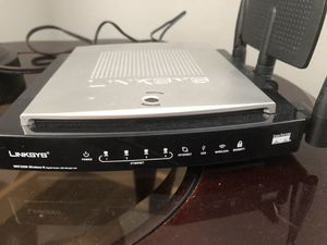 router linksys for Sale in Fort Myers, FL