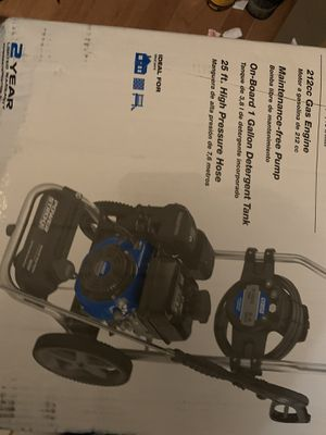 Power stroke pressure washer for Sale in Towson, MD