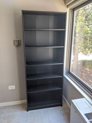 Black Ikea Billy Bookshelf for Sale in Arlington, VA