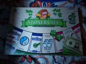 Stoner City Board Game for Sale in Painesville, OH