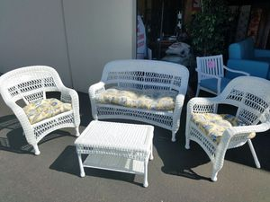 4 pc's outdoor furniture for Sale in Kent, WA