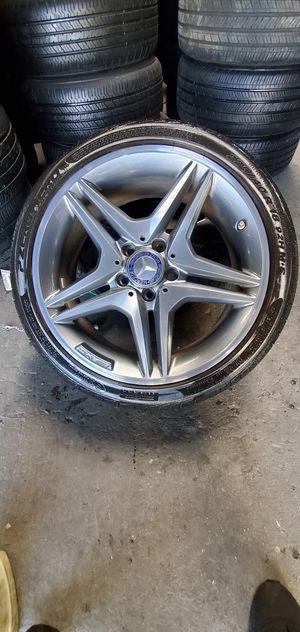Mercedes rims, amg wheels, c class rims for Sale in Anaheim, CA