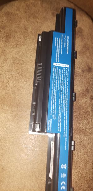 Replacement battery for laptop for Sale in Waterbury, CT