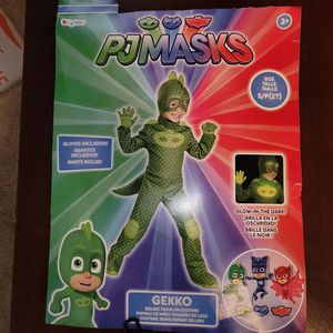 Gecko PJ MASKS with bucket for Sale in Snohomish, WA