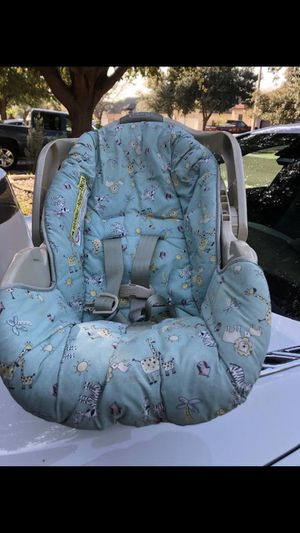 Baby car seat good condition $ 10.00 for Sale in Laredo, TX