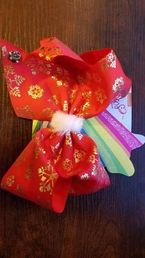 Jojo Siwa Extra Large Christmas Bow for Sale in Pico Rivera, CA