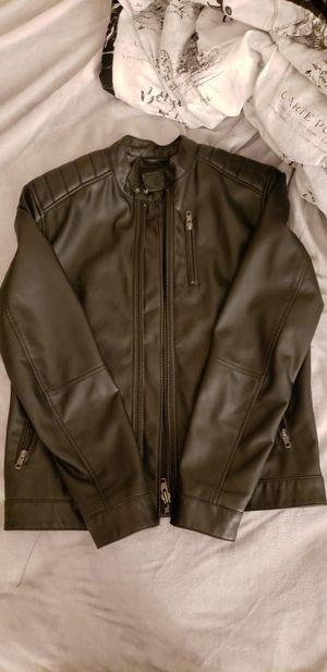 H&M Leather Jacket. Size Small. for Sale in Boston, MA