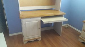 Office Desk, Hutch, and chest drawers for Sale in Huntington Beach, CA