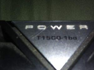 Fosgate t1500.1bd for Sale in Floresville, TX