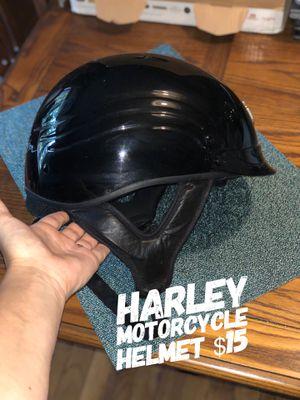 Harley Davidson motorcycle helmet for Sale in Newburgh, NY