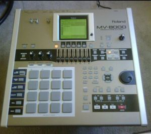 Roland MV-8000 production/sampling workstation for Sale in Pittsburgh, PA