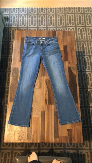 Levi's Women's boot cut jeans size 27x30 for Sale in Los Angeles, CA