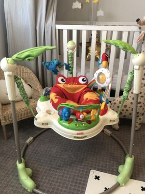 Fisher Price Rainforest Jumperoo for Sale in Phoenix, AZ