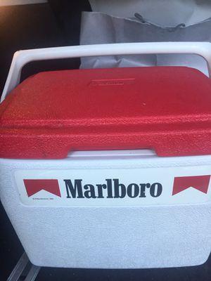 Vintage Marlboro Colman cooler for Sale in Bloomfield Hills, MI