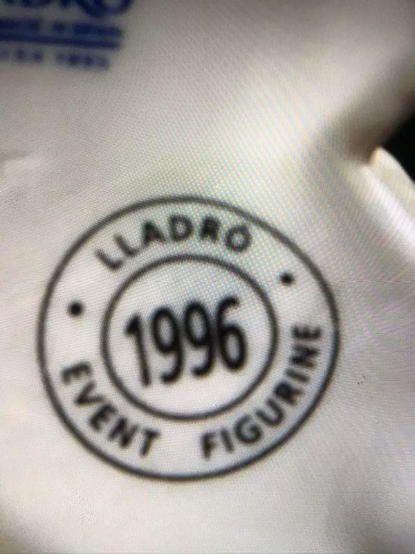 Lladro #6245 DESTINATION BIG TOP (special event piece)