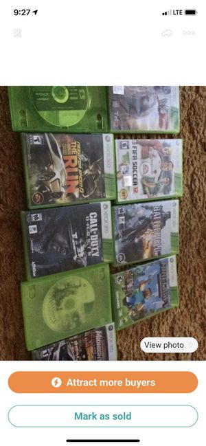 Xbox 360 games for Sale in Corry, PA