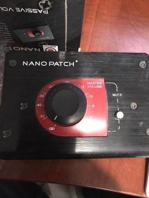 SM Pro Nano Patch monitor controller for Sale in Miami, FL