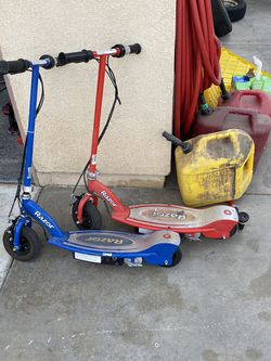 Free scooters no charger has new batteries for Sale in Menifee,  CA