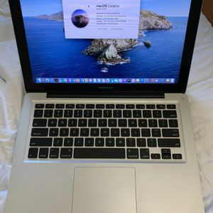 "MacBook Pro 13"" mid 2012 - 2.5ghz dual core i5 - 500gb ssd - 16gb ram for Sale in San Jose, CA"