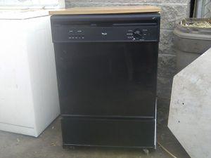 Dishwasher whirlpool for Sale in Lodi, CA