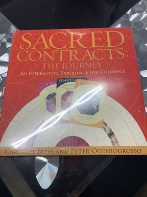 BOARD GAME-SCARED CONTRACTS:The Journey -Brand New for Sale in Tamarac, FL