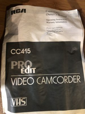 Video camera for Sale in Maumee, OH