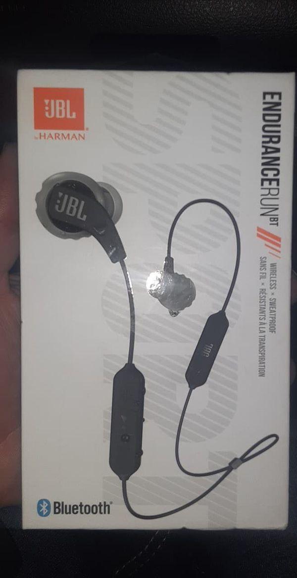 JBL endurance run bt wireless bluetooth headphones