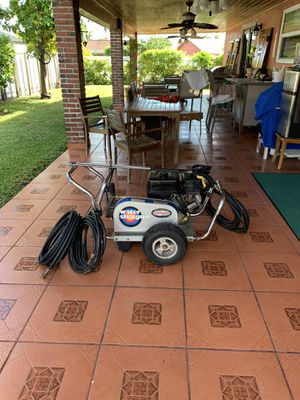 Pressure cleaner 2pistola y3 mangers 3400 psi for Sale in Miami, FL
