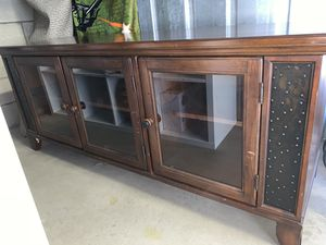 Ashley's Tv Stand for Sale in Moreno Valley, CA