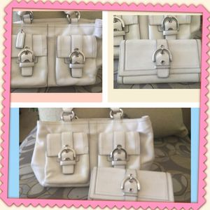 Coach purse and wallet for Sale in Palmdale, CA