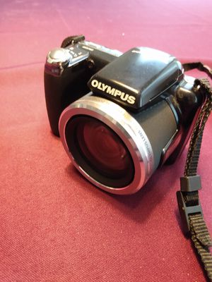 Olympus SP-810UZ 14MP HD/3D Optical Zoom Digital Camera for Sale in Charlotte, NC
