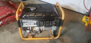 GENERAC 8000 and 6500 continuous Watt Generator for Sale in LAUREL PARK, WV