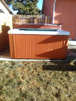 Hot tub calspa for Sale in Colorado Springs, CO