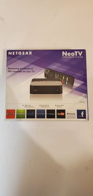 NeoTV streaming player for Sale in Glendale, AZ