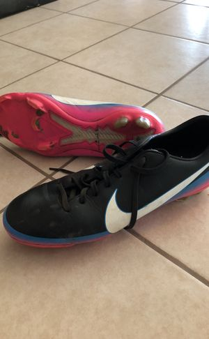 Nike soccer cleats for Sale in Modesto, CA